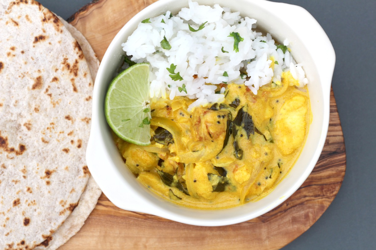 South indian style easy fish curry a life of geekery south indian style easy fish curry forumfinder Choice Image