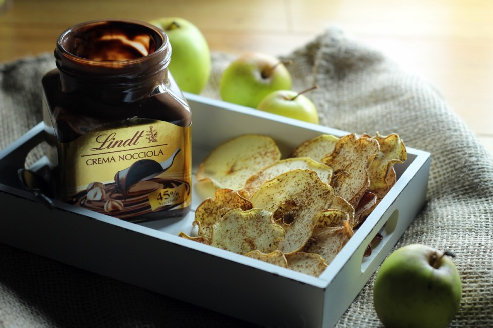 apple crisps recipe