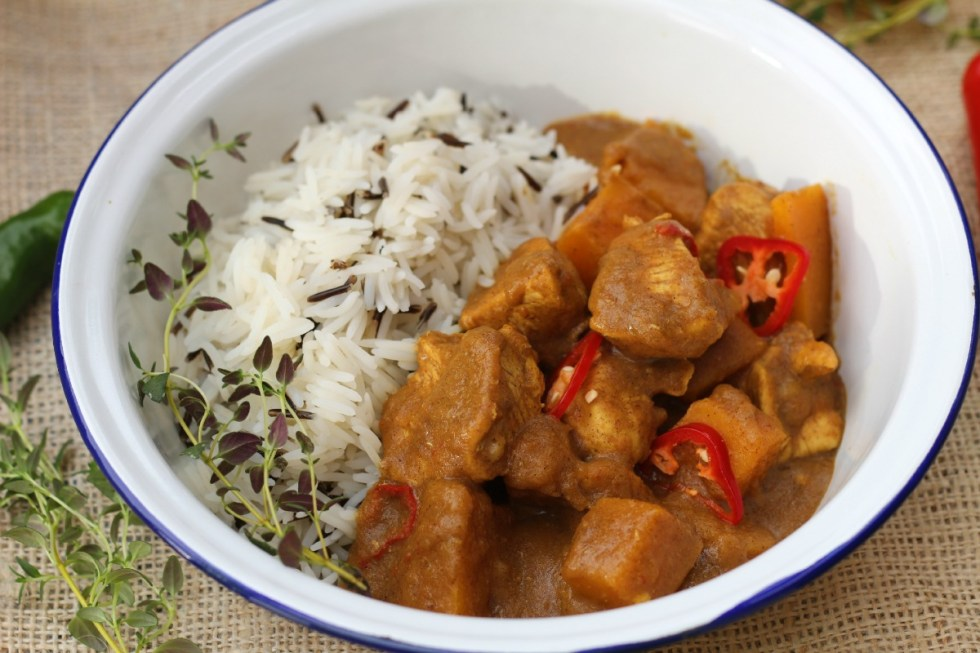 west indies curry