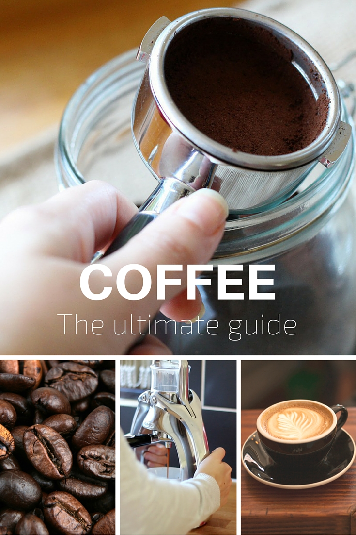 The ultimate guide to coffee | www.alifeofgeekery.co.uk