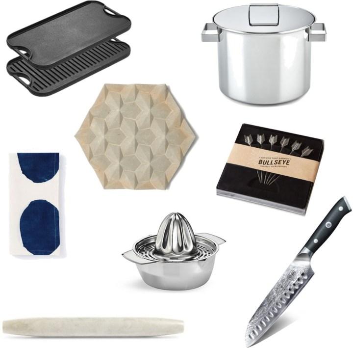 modern kitchenware