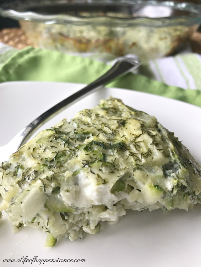 This crustless zucchini quiche is a delicious and easy way to get in a serving of veggies first thing in the morning. Gluten free, grain free and follows the SCD diet.