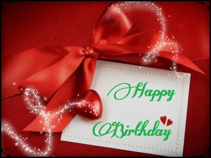Happy Birthday Hot Wishes Cards - 69