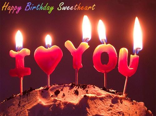Cute girlfriend boyfriend birthday quotes wishes sayings voltagebd Images