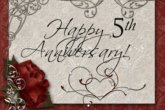 The best wedding anniversary greetings of all time the wondrous
