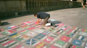 Best-United-Nations-All-Countries-flags-Street-Art