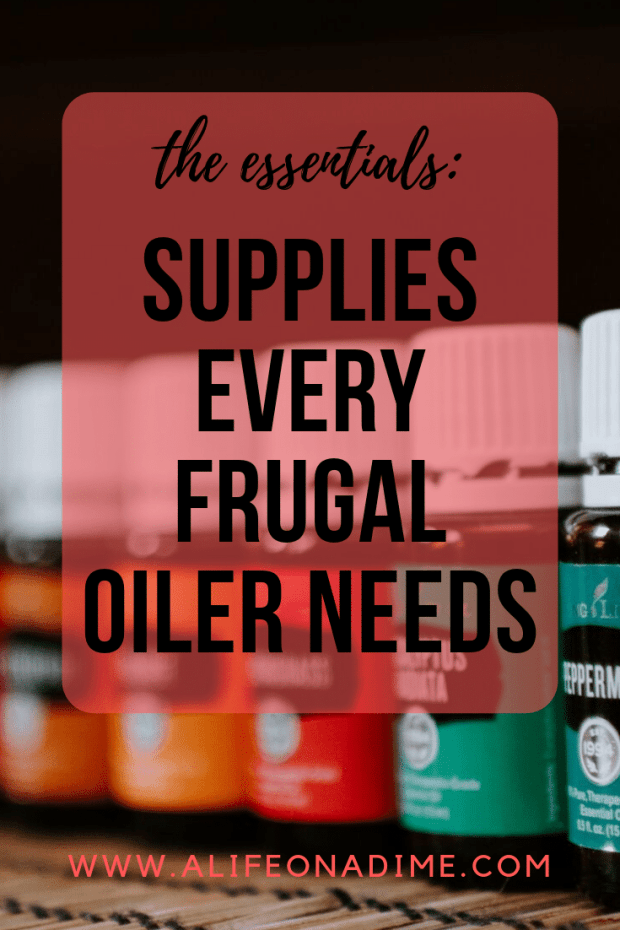 frugal oily supplies