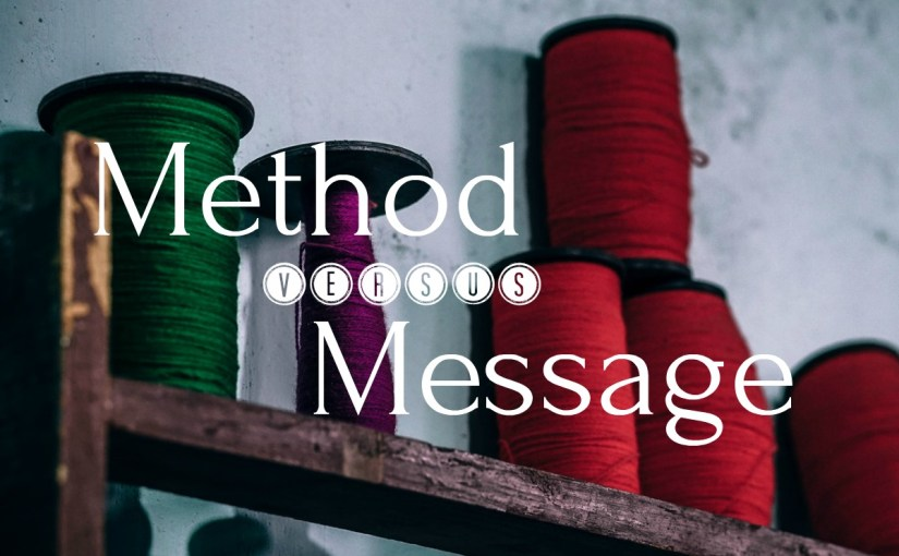 Confusing Method with Message