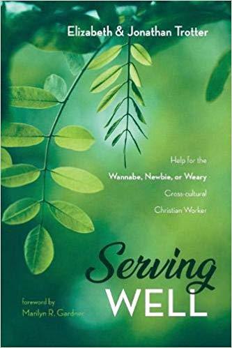Serving Well – a Book, a Resource, a Shared Life