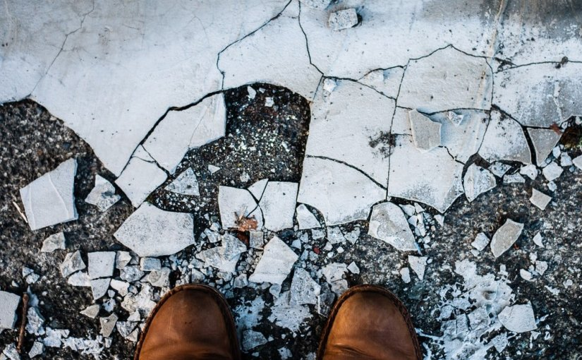 How do you praise God when your plans keep disintegrating?