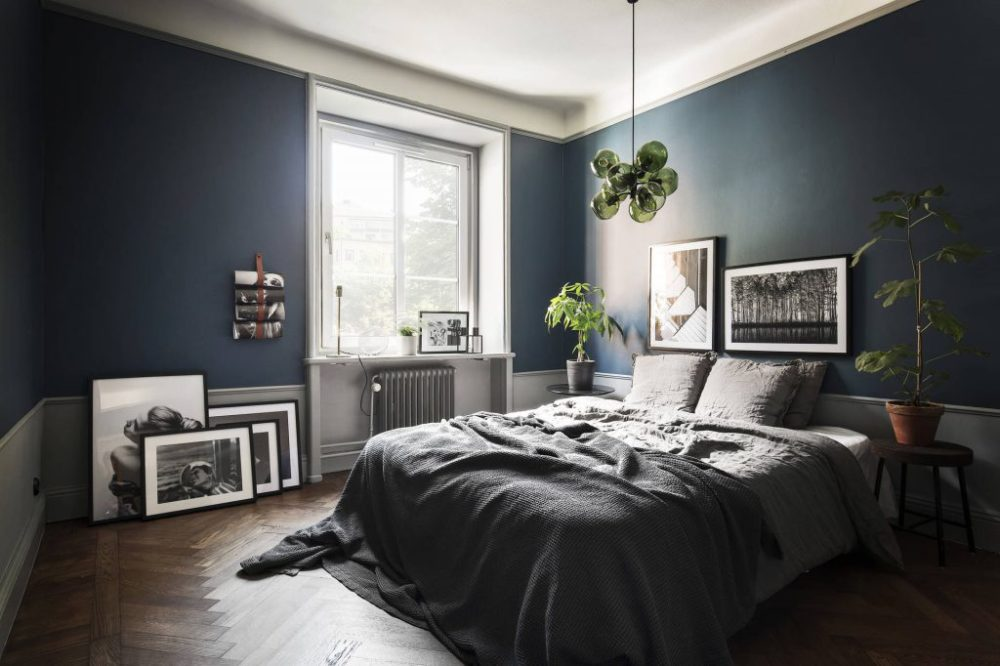 Image Result For Bedroom Color That Goes Well With Black Furniture