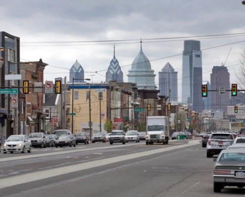 Fishtown Near Philadelphia, Pa