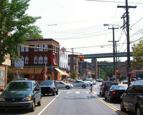 East Falls Philadelphia 19129