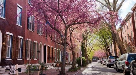 Fairmount Philadelphia Pennsylvania
