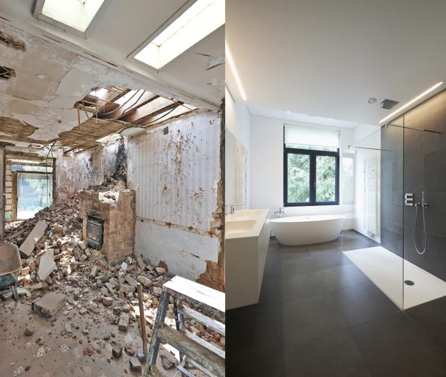 Do We Need Special Insurance While Our House Is Being Renovated Or Built