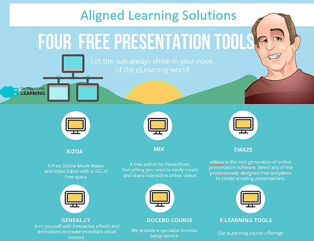 Free Presentation Tools for your next Docebo Course