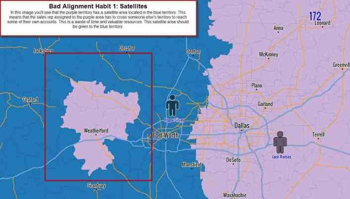 Bad Habit 1 Satellite Territories