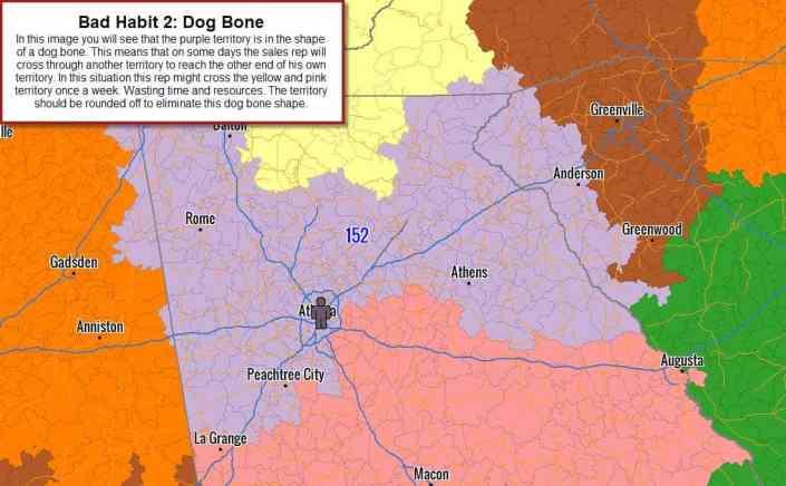 Bad Habit 2 Dog Bone Shapes