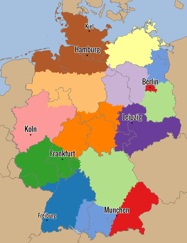 Sales Territory Alignment for Germany