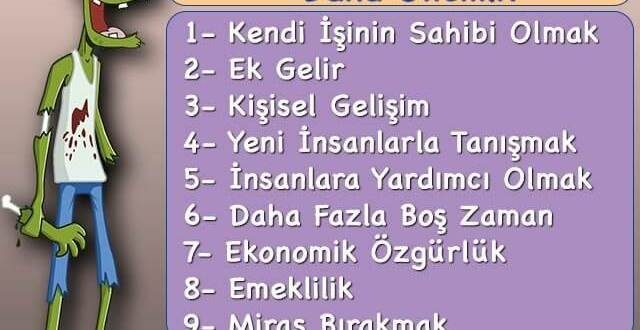 Nasıl Bir İş'te Çalışmak İstersin?