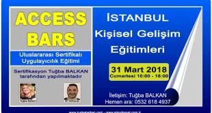 ACCESS BARS Uygulayıcılık Eğitimi – 31 Mart 2018 – İSTANBUL access bars tanitim 31 mart 2018 1