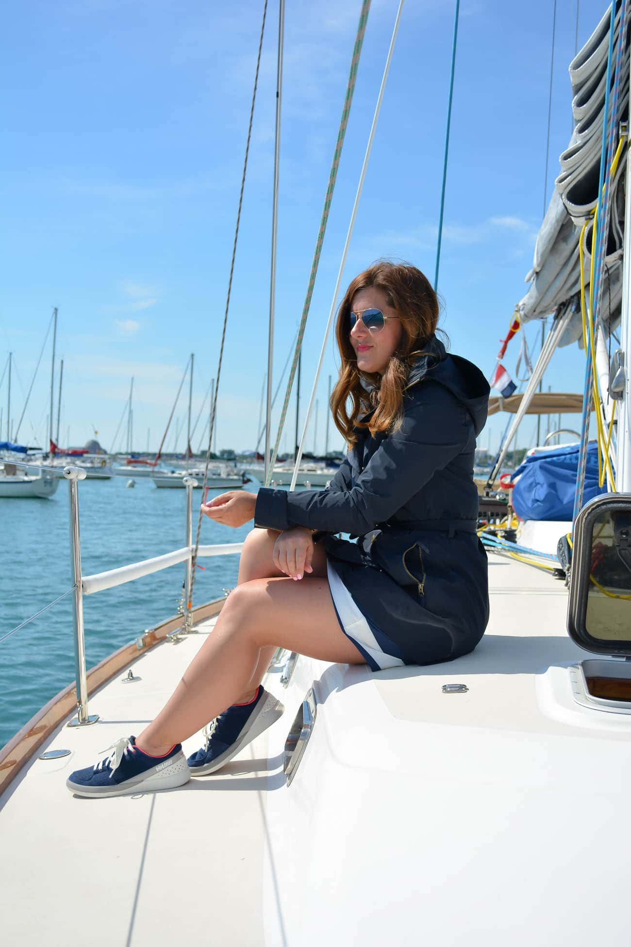 Set Sail With Helly Hansen A Lily Love Affair