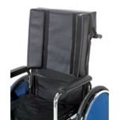 Broda Chair Accessories Captains Geriatric Chairs Alimed Adjustable Positioning Support