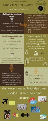 dejar la cafeina ahorro