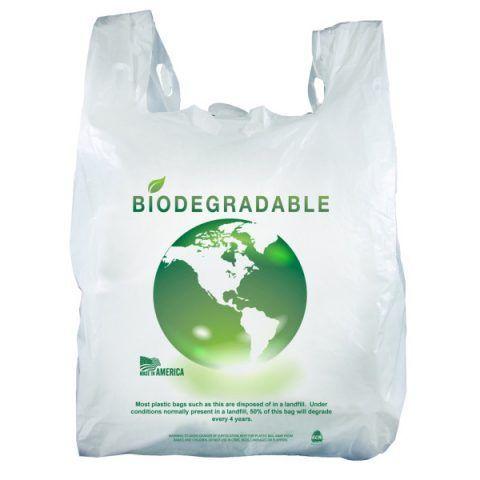 bolsa biodegradable sostenible