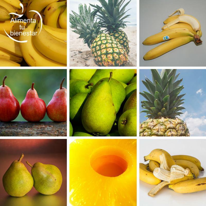 dieta de la pina y pera
