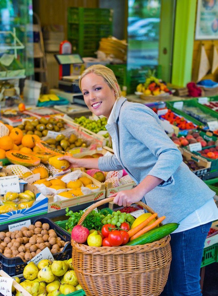 comer de manera saludable alimentos de temporada