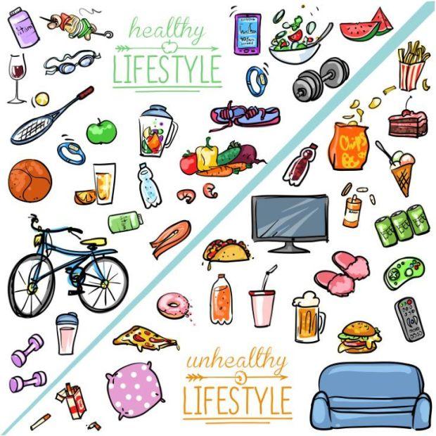 No hagas dieta: mejor modifica tu estilo de vida