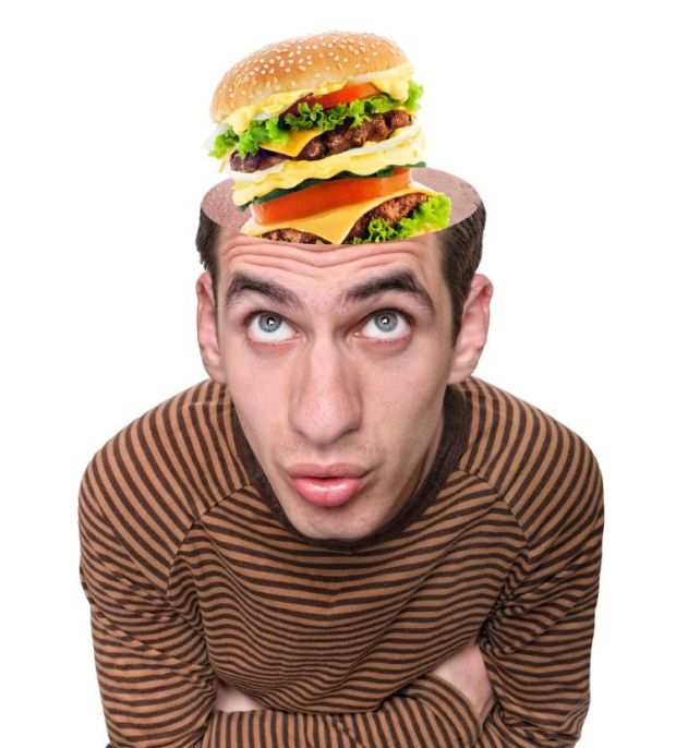 Cómo actúa el cerebro para elegir lo que comes