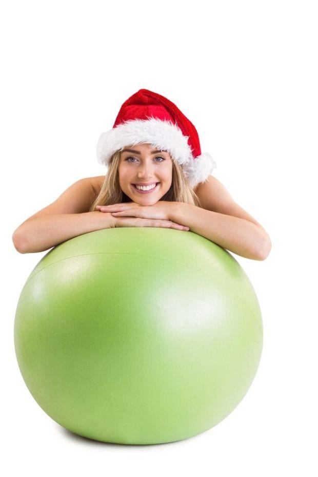 Para tener una navidad saludable, haz ejercicio