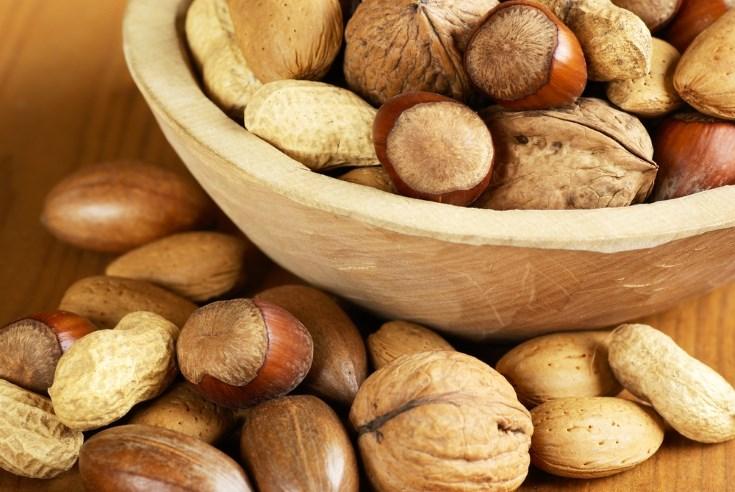 los mejores frutos secos