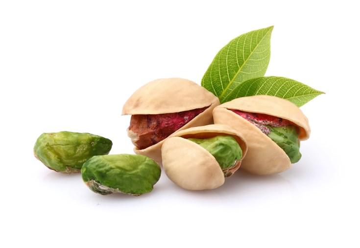 pistachos entre los mejores frutos secos