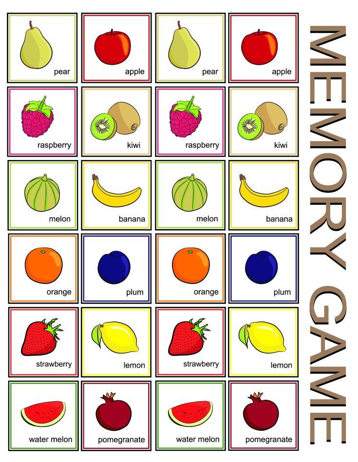 ejercicios para taller de la memoria
