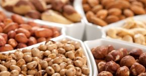 Frutos secos para mejorar tus enzimas