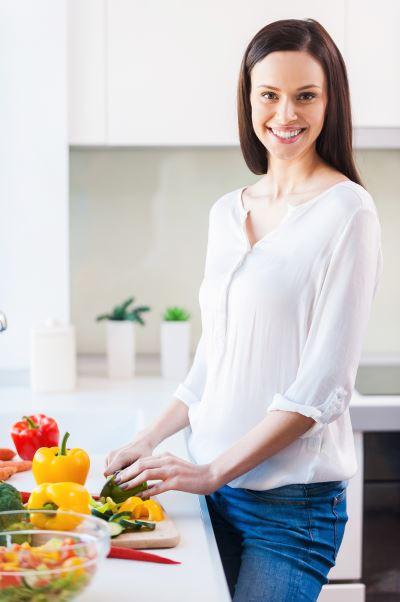alimentación equilibrada y cocina sana