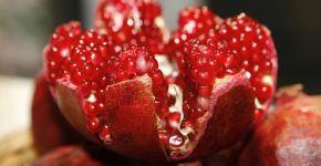 La granada, una fruta farmacia por sus muchas propiedades