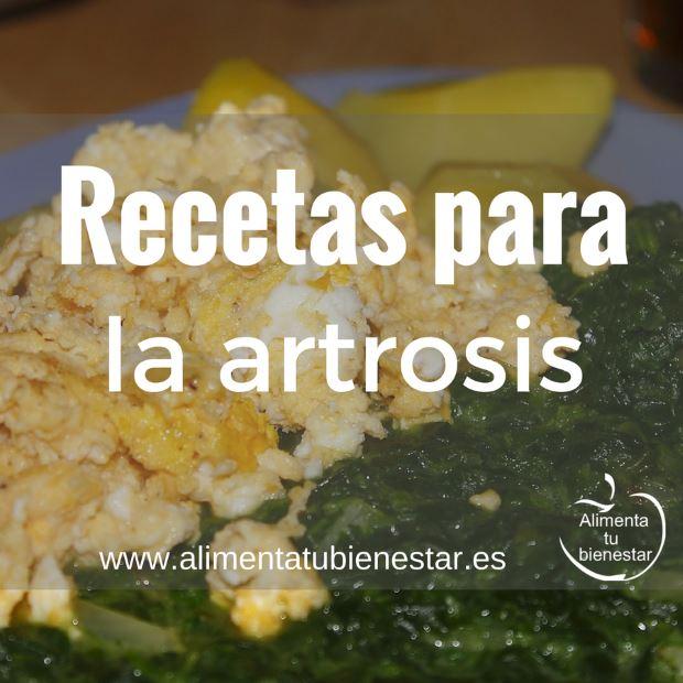 Recetas para la artrosis