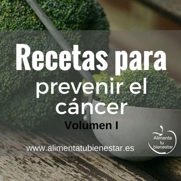 receta de cáncer de próstata y brócoli