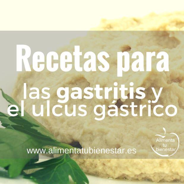 Recetas para las gastritis y el ulcus gástrico