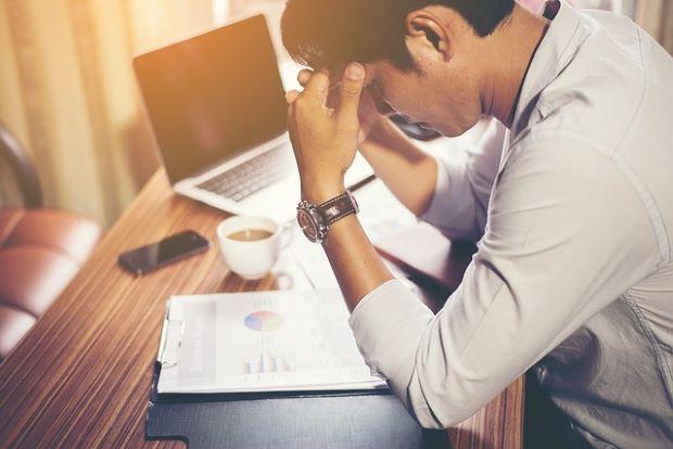 burnout o estar quemado por el trabajo