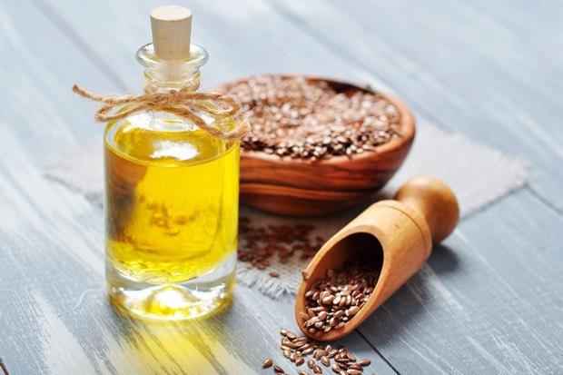 aceite de linaza para reducir el colesterol alto
