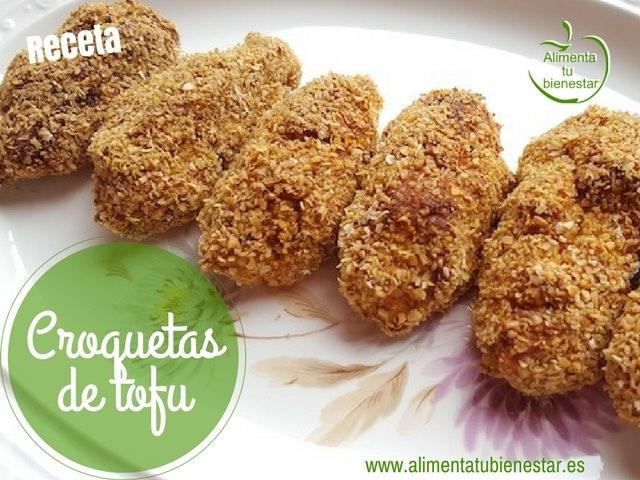 croquetas de tofu receta vegana
