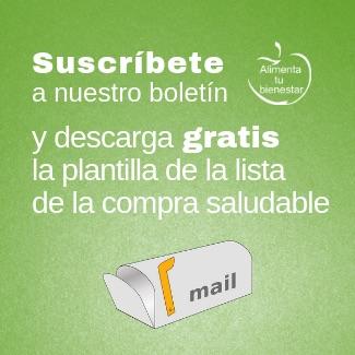 descarga gratis la plantilla de la lista de la compra saludable