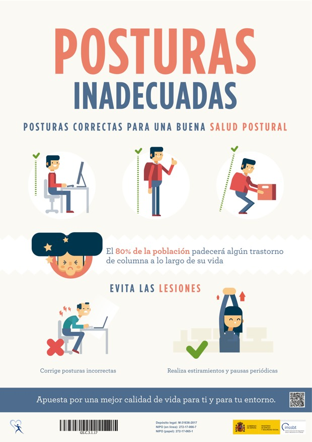 salud laboral salud postural