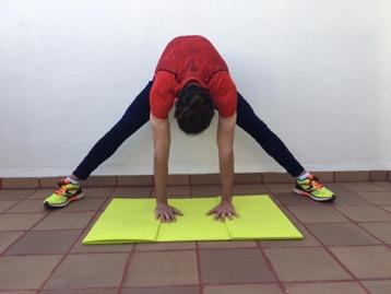 Ejercicios de movilidad artícular: Aductores + cervicales + glúteo + espalda