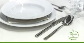 Protocolo en la mesa: Cómo organizar un buffet